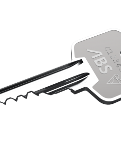 ABS-Pioneer-Series-1-star-Key.